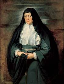 isabella_clara_eugenia_as_a_nun